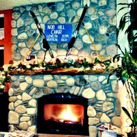 Photo taken at Blue Angel Cafe & Catering Co. by Angela H. on 12/24/2013