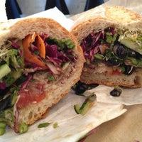 Photo taken at City Sandwich by Sean A. on 6/15/2013