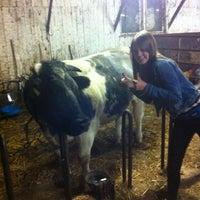 Photo taken at Elke's Farm by Tine A. on 9/15/2012