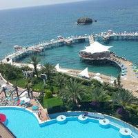 Photo taken at Granada Luxury Resort & SPA by Gul U. on 5/31/2016
