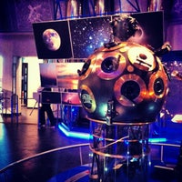 Photo taken at Moscow Planetarium by Ulyana N. on 7/13/2013
