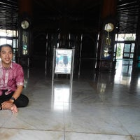 Photo taken at Masjid Jami' Al-Baitul Amien Jember by Selamet H. on 8/26/2015