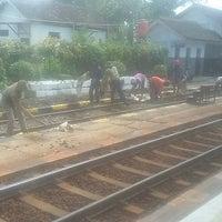 Photo taken at Stasiun Wlingi by Selamet H. on 12/15/2015