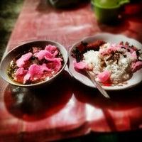 """Photo taken at Sate & Soto Padang """"Keluarga"""" by Hendra E. on 12/27/2012"""