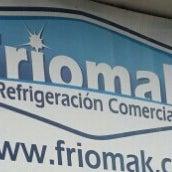 Photo taken at friomak  villavicencio by Andrea B. on 1/22/2014