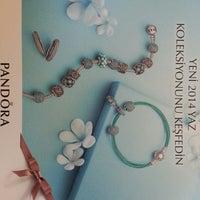 Photo taken at Pandora by Tamer Ç. on 6/17/2014