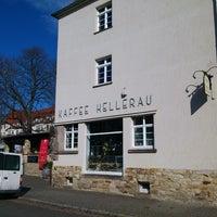 Photo taken at Gasthaus Hellerau by Thomas on 2/22/2014