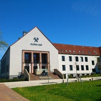 Photo taken at Westsächsische Hochschule Zwickau (FH Zwickau) by Thomas on 4/26/2014