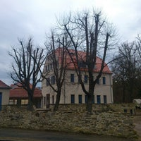 Photo taken at Waldschänke Hellerau by Thomas on 2/15/2014
