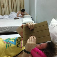 Photo taken at Phong Nha Hotel by Восемь Н. on 3/18/2013