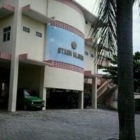 Photo taken at Sekolah Tinggi Agama Islam Muhammadiyah Klaten by Nitha N. on 11/23/2013