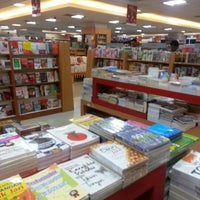 Photo taken at Gramedia by Indra S. on 12/16/2012