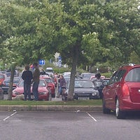 Photo taken at Exeter Motorway Services (Moto) by Clive C. on 8/17/2013