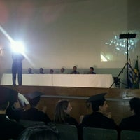 Photo taken at Escola de Engenharia - UFF by Fabiana N. on 3/8/2013