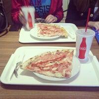 Photo taken at Caribic Pizza by Tijana M. on 11/12/2013