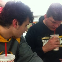 Photo taken at Five Guys by Treece on 11/13/2013