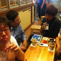 Photo taken at 영웅커피 by oskar 구. on 9/23/2014