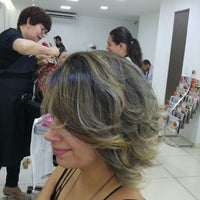Photo taken at Zoom Hair Studio by Nelio L. on 12/8/2015