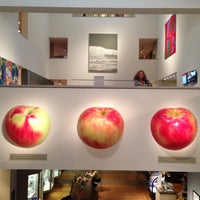 Photo taken at Portland Museum of Art by Jeff P. on 5/11/2013