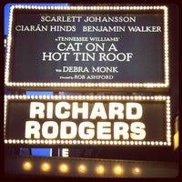 3/29/2013にShah A.がRichard Rodgers Theatreで撮った写真
