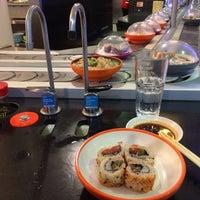 Photo taken at YO! Sushi by Eli D. on 3/13/2017