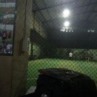 Photo taken at Vogue Futsal by lady L. on 11/24/2012