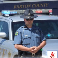 Photo taken at Barton County Sheriffs Office by Brant H. on 5/17/2013