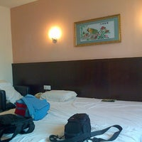 Photo taken at Red Rock Hotel by Budi S. on 3/20/2013