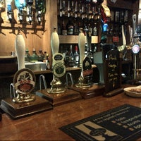 Photo taken at The Bell Inn by Judy T. on 3/27/2013