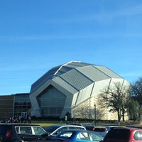 Photo taken at UNT Murchison Performing Arts Center by Katie L. on 2/2/2013