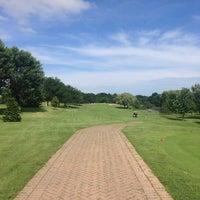 Photo taken at Arlington Lakes Golf Club by Pete O. on 6/29/2013