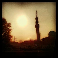 Photo taken at Tol Gresik by Ahmad M. on 3/20/2013