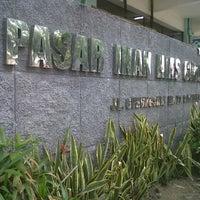 Photo taken at Pasar Ikan Hias Gunung Sari by Ahmad M. on 11/25/2012