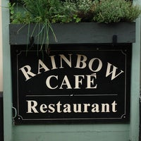 Photo taken at The Rainbow Cafe by Jeremy B. on 7/27/2013