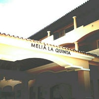 Photo taken at Hotel La Quinta Golf Resort & Spa Marbella by Pablo S. on 4/15/2014