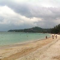 Photo taken at Bounty Resort Koh Phangan by Genat on 2/23/2013