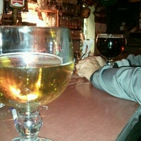 Photo taken at Mario's Fishbowl by Cate B. on 11/29/2012