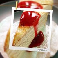 Photo taken at Bake Man Handsome by Khun ⒶⓄⓂ  ♩♪♫ on 6/11/2013