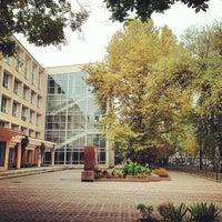 Photo taken at Odessa National Polytechnic University by Mihail G. on 10/15/2013