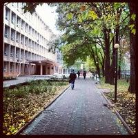 Photo taken at Odessa National Polytechnic University by Mihail G. on 11/14/2012