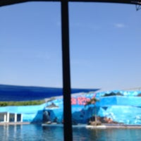 Photo taken at Oasis Sea World by เฮียชาญ ว. on 1/1/2013