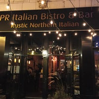 Photo taken at PR Italian Bistro by PR Italian Bistro on 9/11/2016