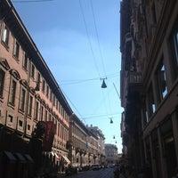 Photo taken at Milan by Удаляюсь on 9/12/2013