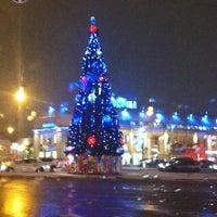 Снимок сделан в Таганская площадь пользователем Удаляюсь 12/27/2012