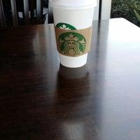 Photo taken at Starbucks by I G. on 10/11/2013