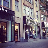Photo taken at Zara by Nadia T. on 10/5/2013