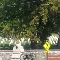 Photo taken at Gettysburg Story Auto Tour Stop 16 - National Cemetery by Carebear74 on 8/29/2015