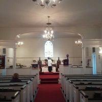 Photo taken at St. John's Episcopal Church by Rick M. on 3/3/2013