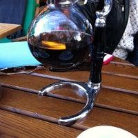 Снимок сделан в drip coffee | ist пользователем Dilek 11/8/2013