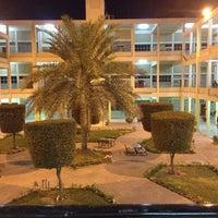 Photo taken at College of Arts | كلية الاداب by Dalal.92 on 2/18/2013